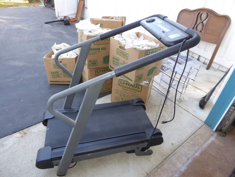 Lot # 11 - Body By Jake Soft Walk Treadmill  (main image)