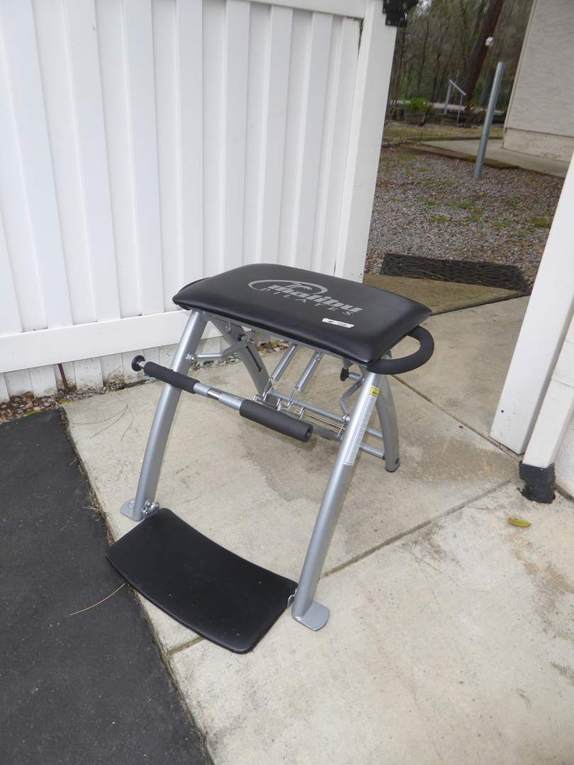 Lot # 72 - Malibu Pilates Fitness Exercise Chair  (main image)