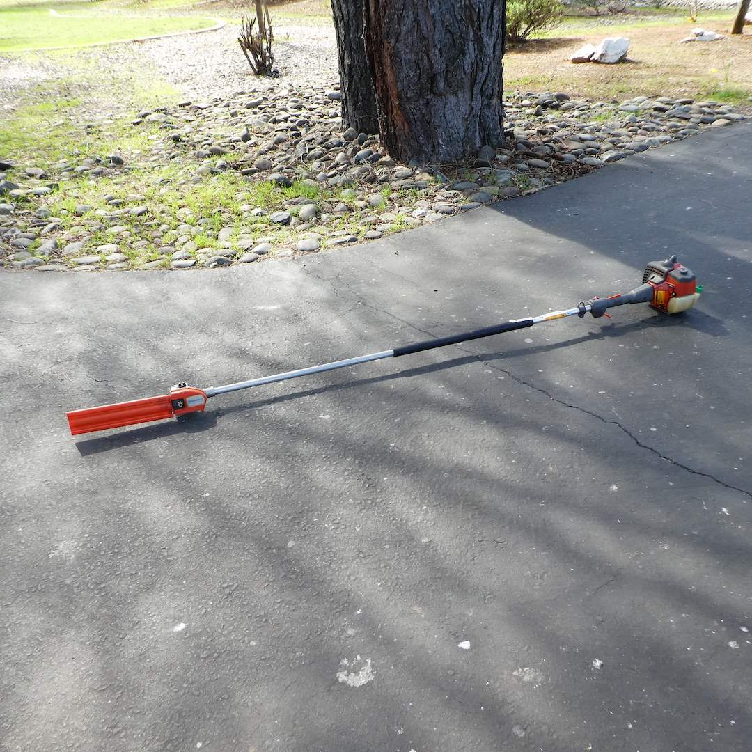 Lot # 333 - Husqvarna E-Tech-II 326P4 Pole Saw (Works) (main image)