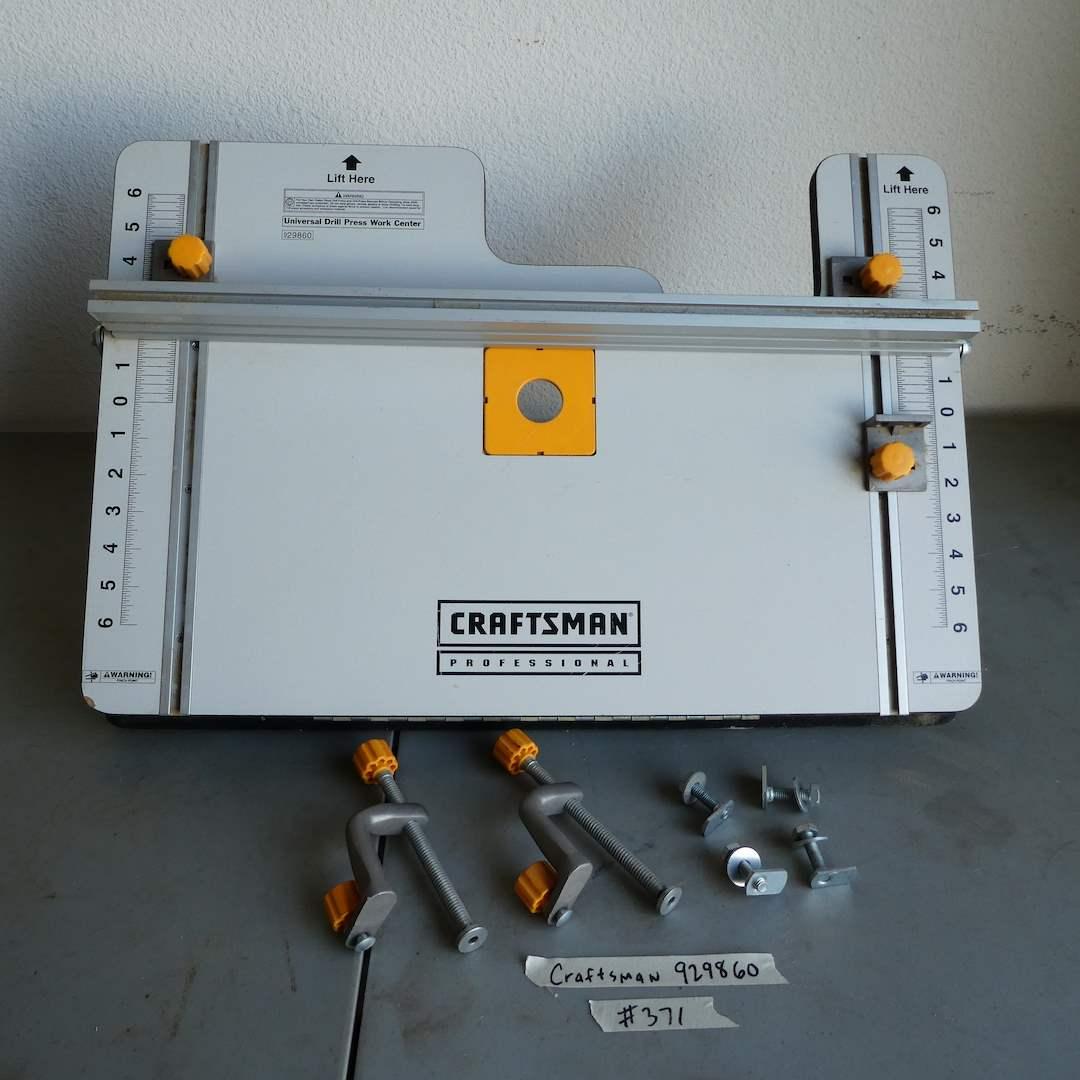 Lot # 371 - Craftsman Professional Table Top (929860) (main image)