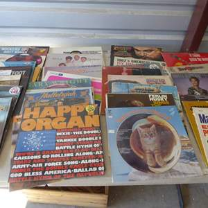 Auction Thumbnail for: Lot # 4 - Lot Of 100 Records