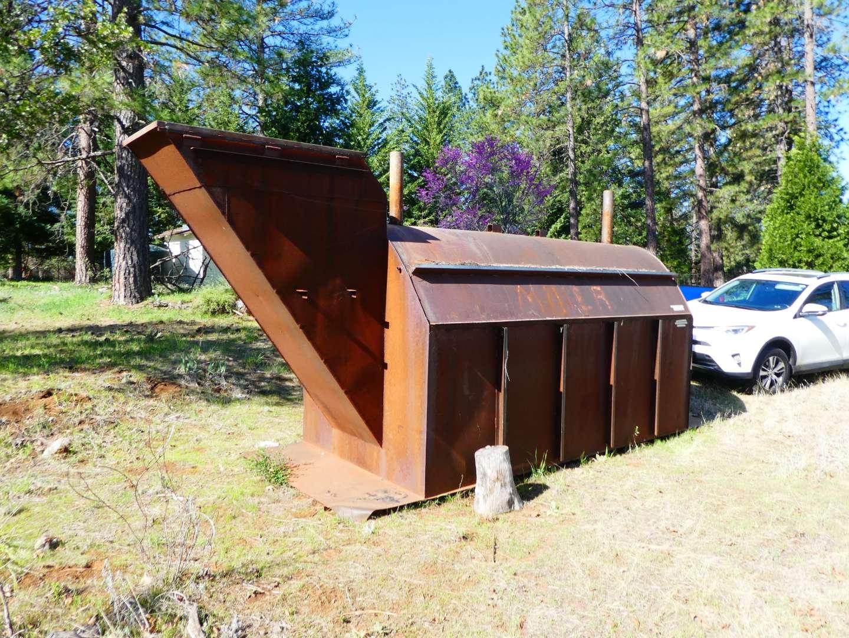 Lot # 30 - Under Ground Metal  Survival Bunker