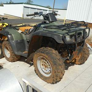 Auction Thumbnail for: Lot # 39 - Rancher ES Quad
