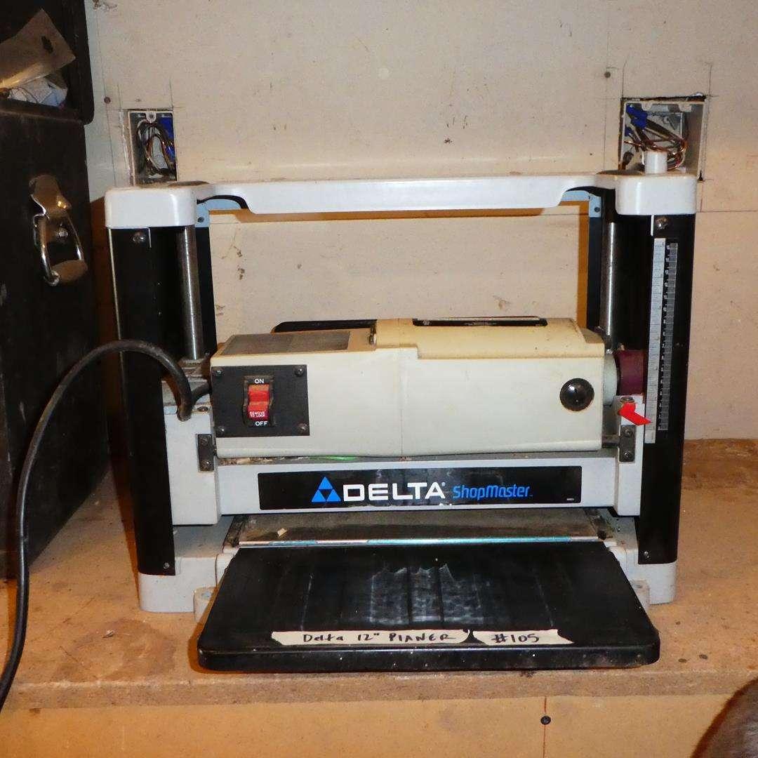 "Lot # 105 - Delta 12"" Portable Planner Model TP300 (main image)"