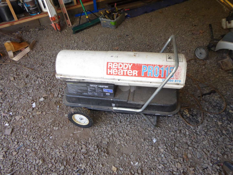 Lot # 13 - Pro 115 Kerosene Reddy Heater  (main image)