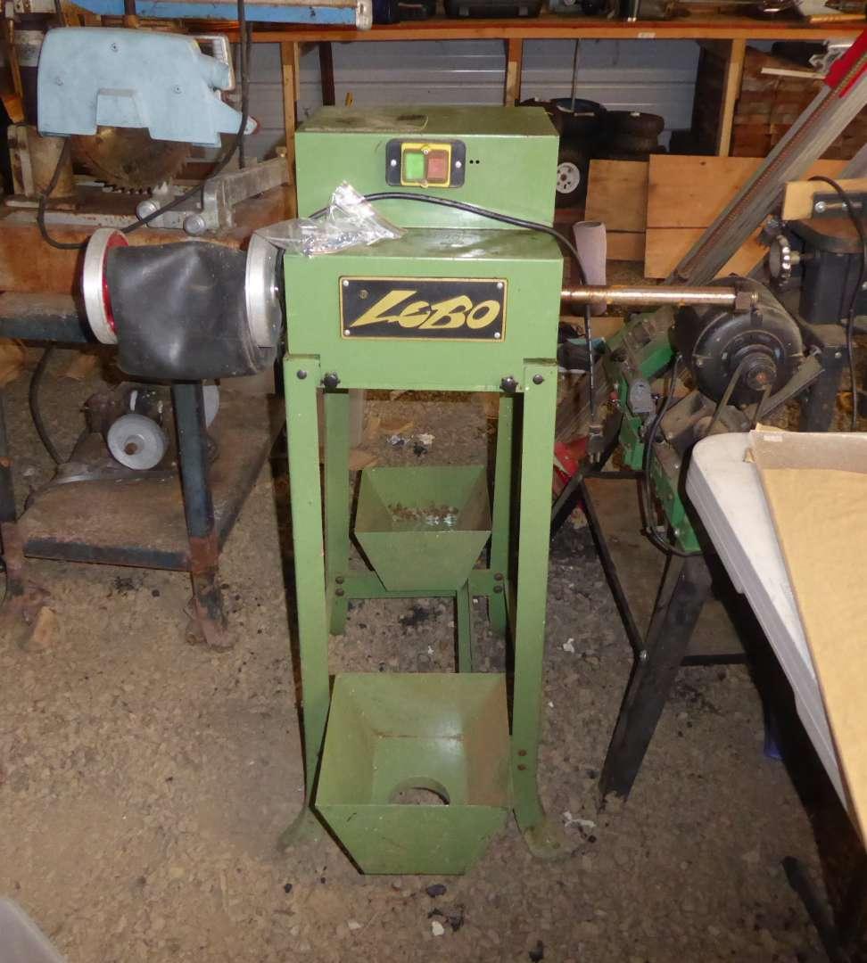 Lot # 27 - Vintage LOBO Double Ended Sander  (main image)