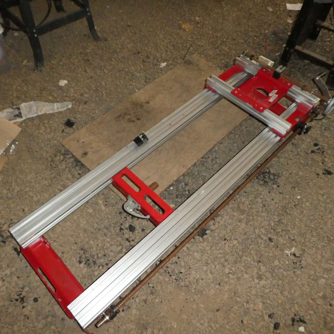 Lot # 66 - Legacy Woodworking Machinery (Ornamental Mill) (main image)