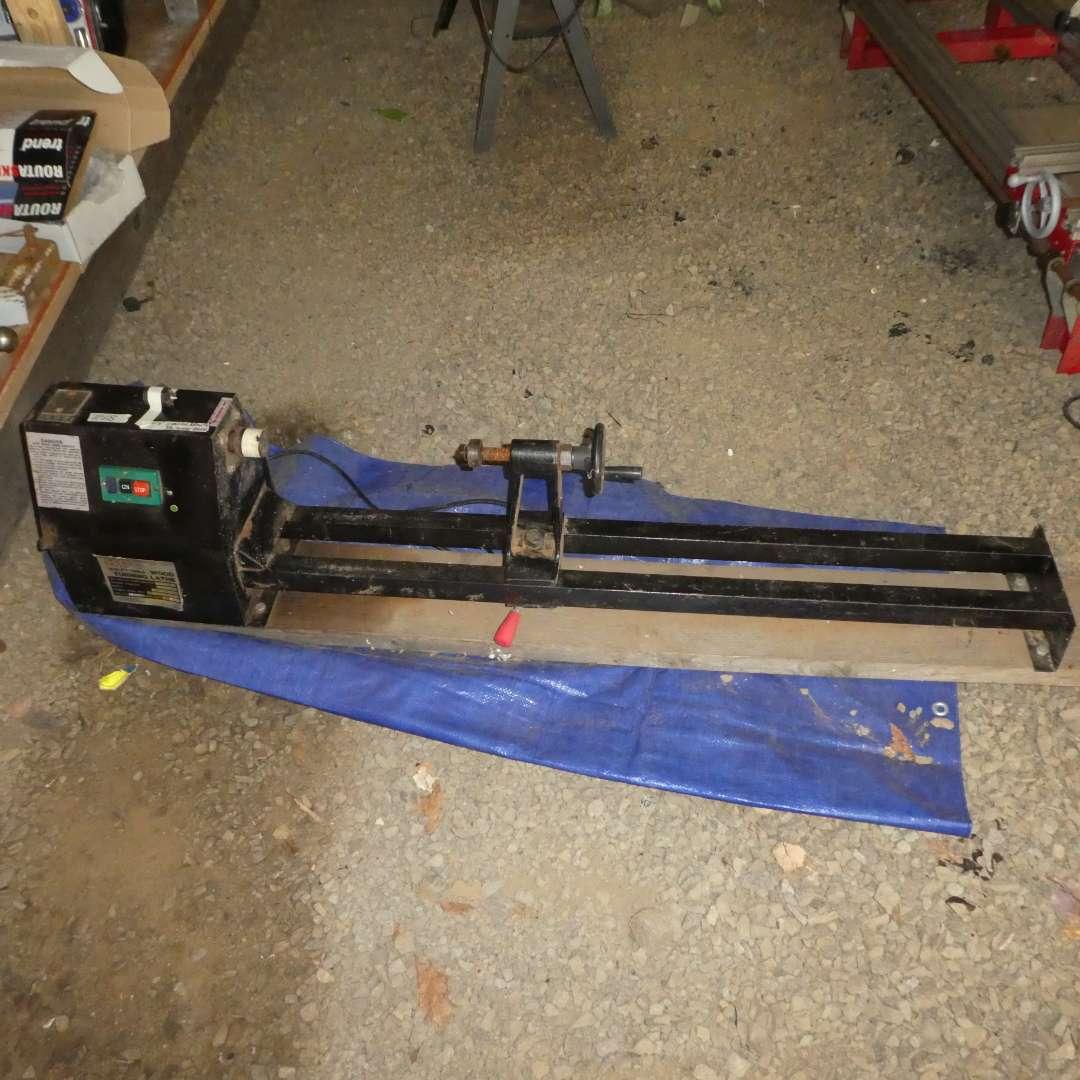 Lot # 68 - HDC Quality Tools Wood Turning Lathe (Serial # 154724) (main image)