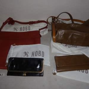 Lot # 31 - Two HOBO Purses & Two HOBO Wallets
