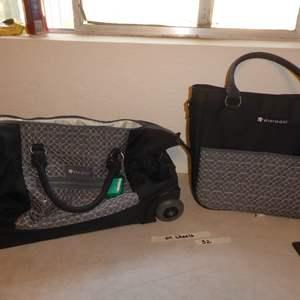 Lot # 32 - Two Sherpani Bags