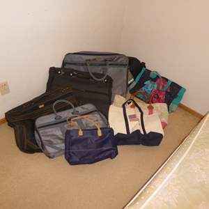 Lot # 33 - Carry & Travel Bags