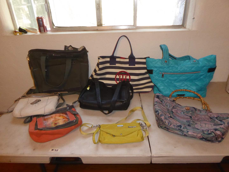 Lot # 35 - Ladies Purses & Bags  (main image)