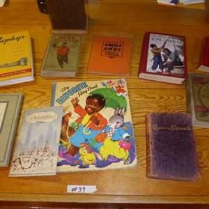 Lot # 39 - Vintage Book Lot