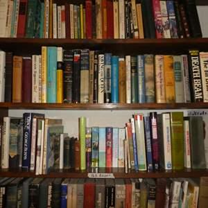 Lot # 96 -  Book Lot (Some Vintage/ Antique, 160 Books)