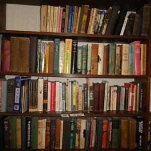 Lot # 97 - Book Lot (Some Vintage/Antique, 120 Books)