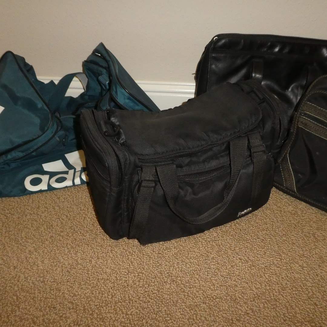 Lot # 46 - Four Travel Bags  (main image)