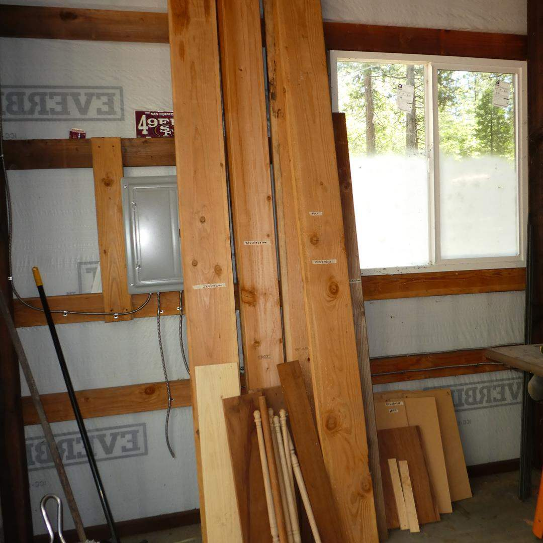 Lot # 114 - Assorted Lumber - See Pics For Sizes