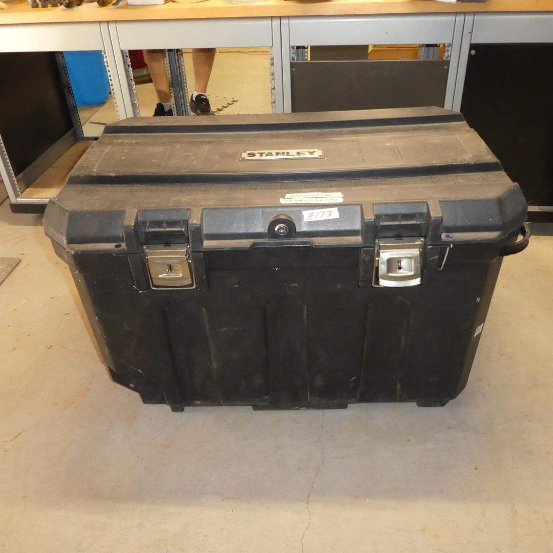 Lot # 173 - Stanley Mobile Tool Chest