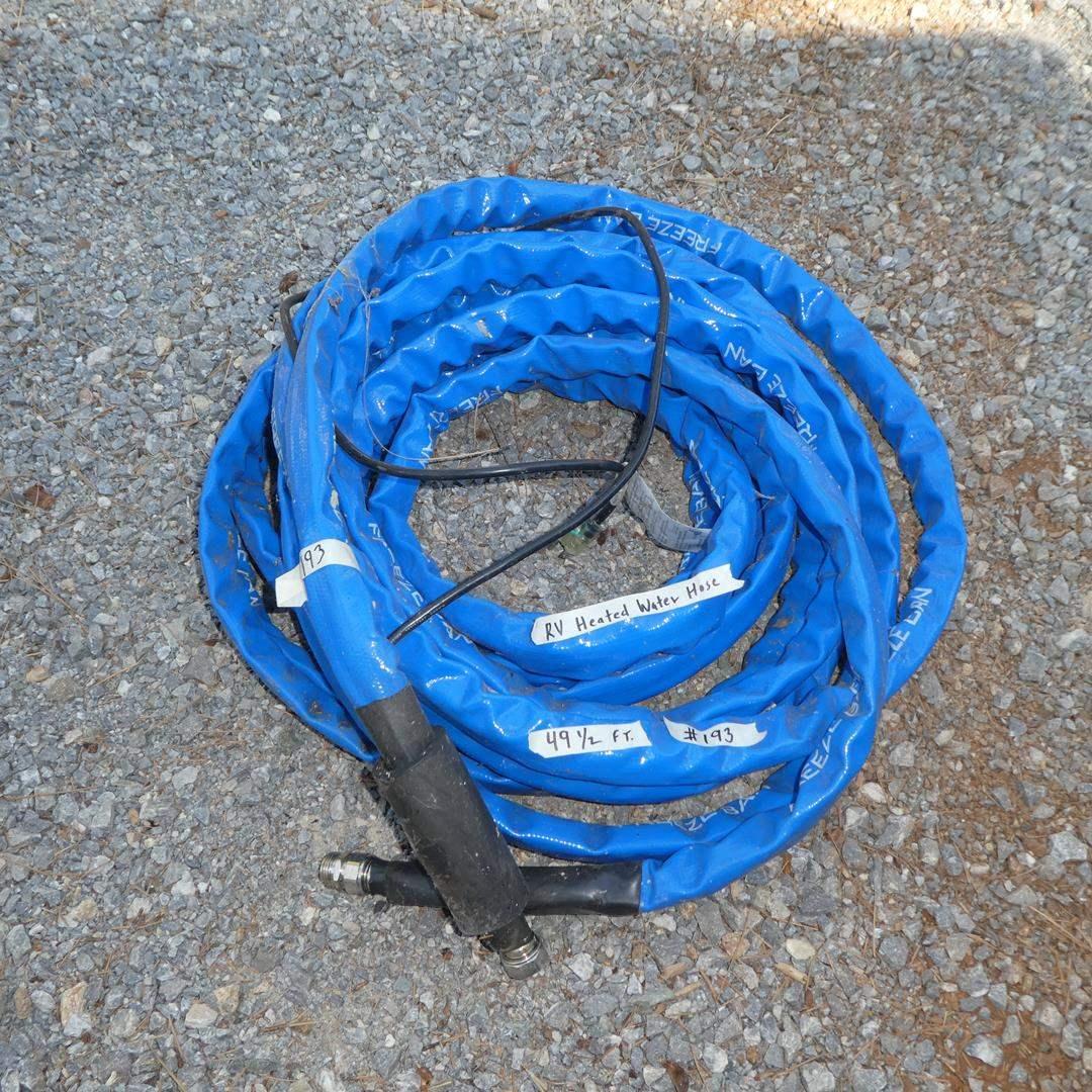 Lot # 193 - RV Heated Water Hose