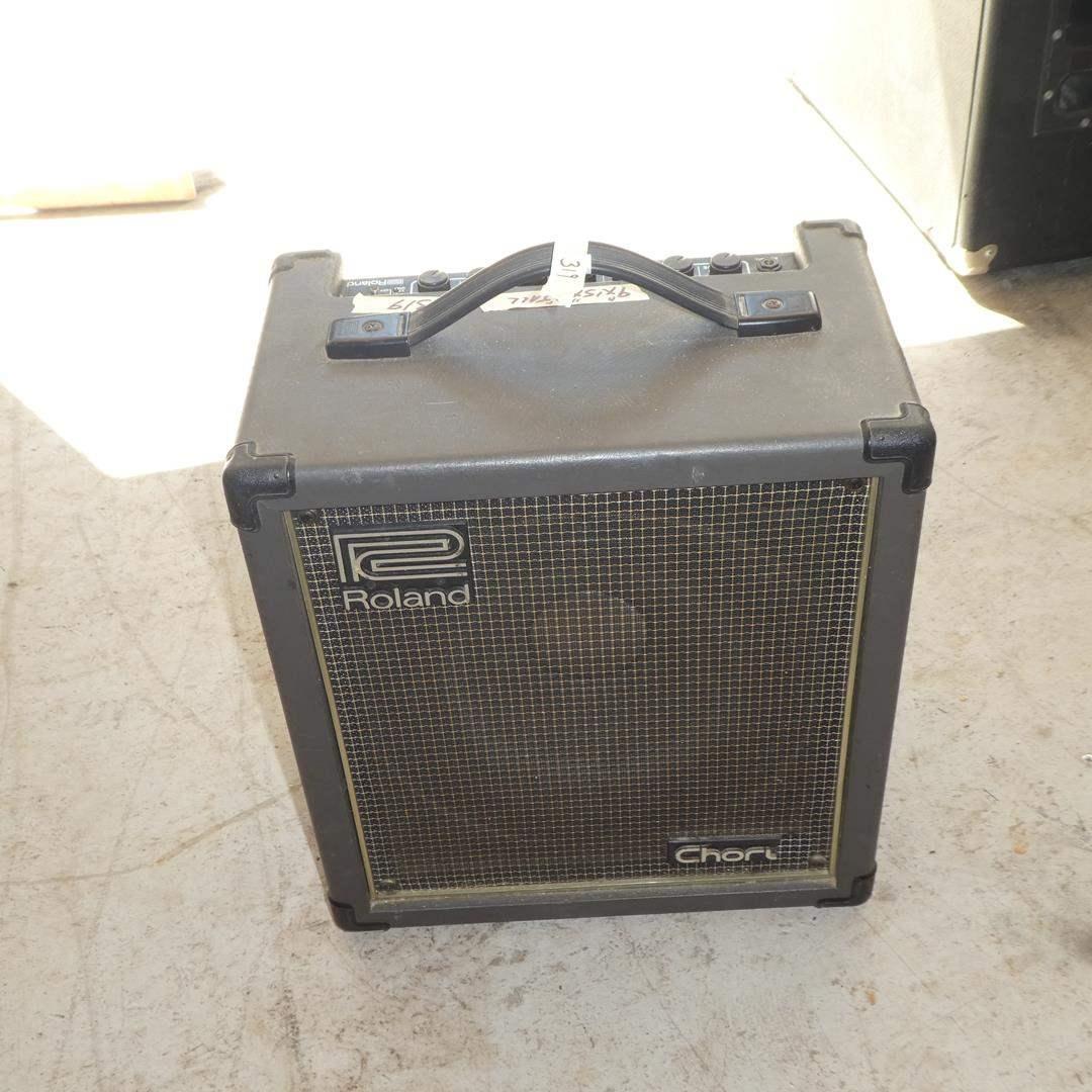 Lot # 319 - Roland Cube 60 Chorus Amp