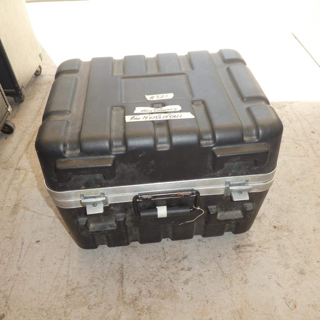 Lot # 321 - Six Microphones in Travel Box