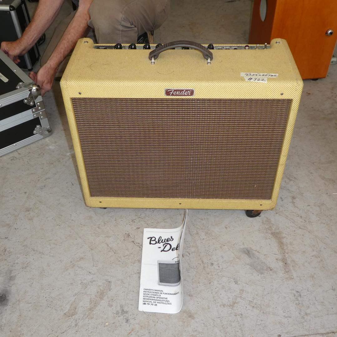 Lot # 322 - FENDER Blues Deluxe Reissue 120V Amplifier (main image)