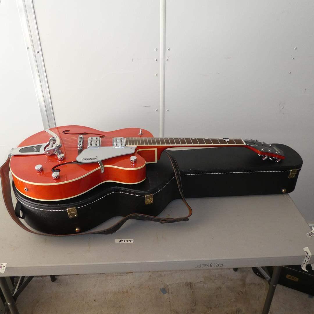 Lot # 335 - Gretsch G5120 Electromatic Hollow Body Guitar w/Hard Case