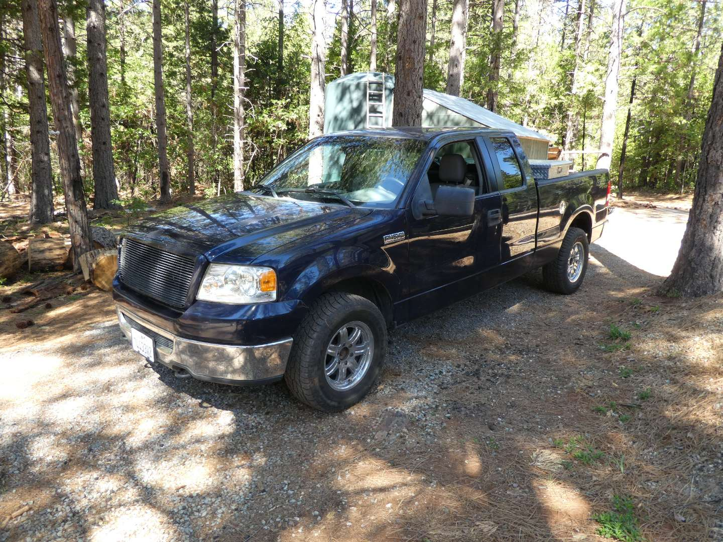 Lot # 401 - 2006 Ford F-150 Extended Cab - Smogged & Registered