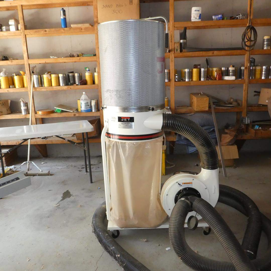 Lot # 132 - JET  Dust Collector (main image)