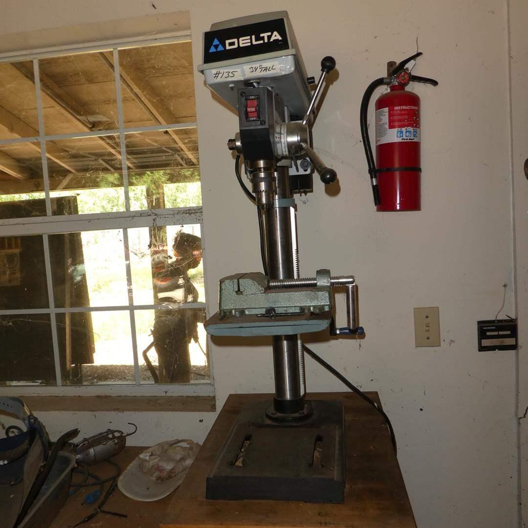 Lot # 135 - DELTA Drill Press
