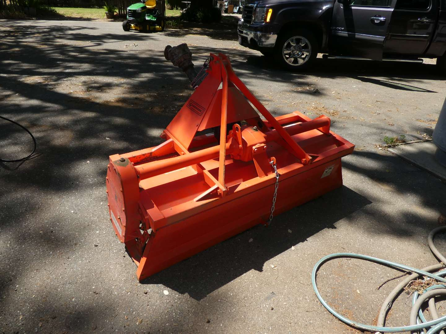 Lot # 265 - Gearmore E Series Rotary Tiller - 5ft - Gently Used