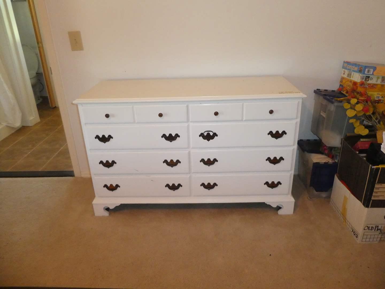 Lot # 215 - Permacraft Furniture Dresser (Dovetail Drawers) (main image)