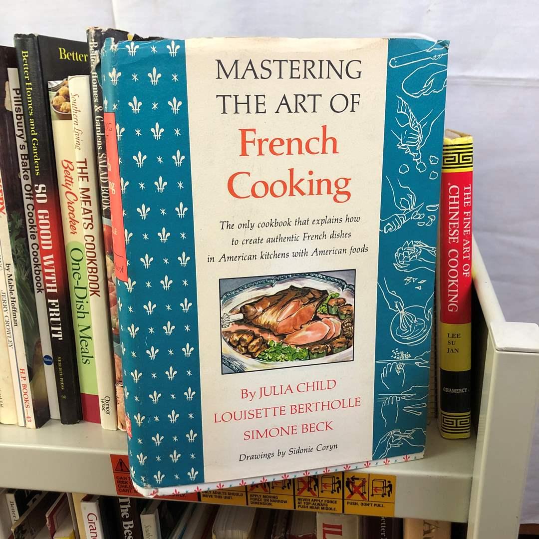 Lot # 42 - Huge Lot of Cookbooks (main image)