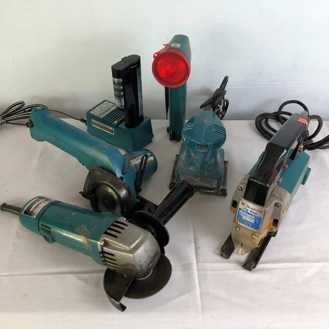 Lot # 43 - Makita Power Tool Lot (main image)