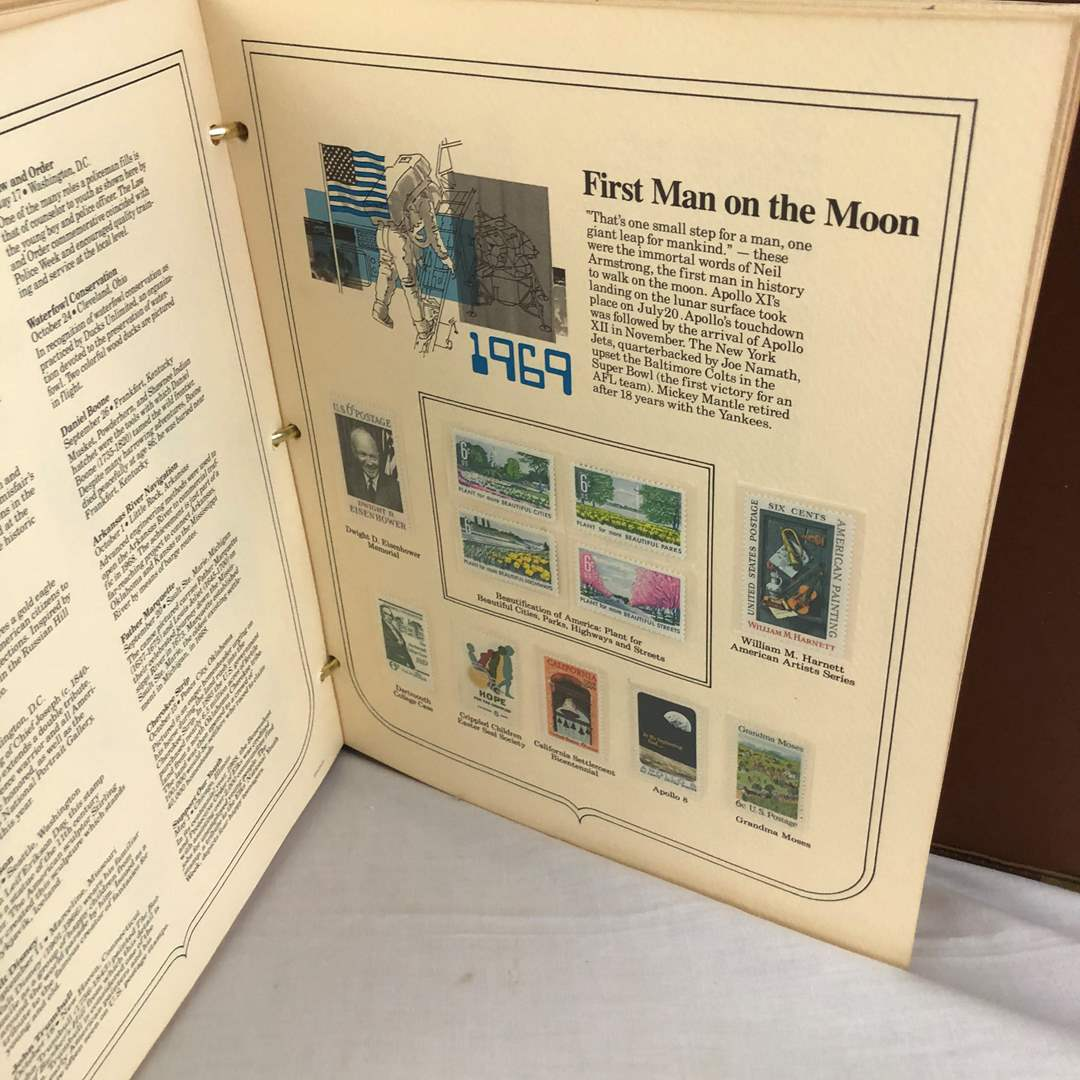Lot # 111 - Lot of Collectible Stamp Sets (main image)