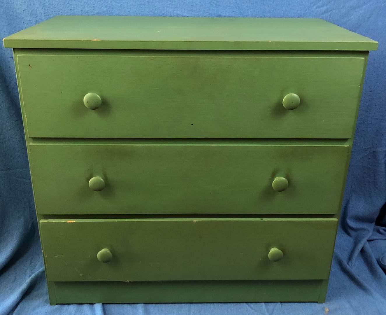 Lot # 115 - Solid Wood Dresser Drawers (main image)
