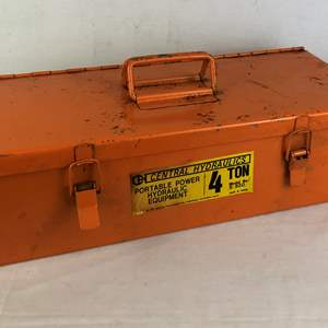 Lot # 154 - 4 Ton Portable Hydraulic Equipment Kit