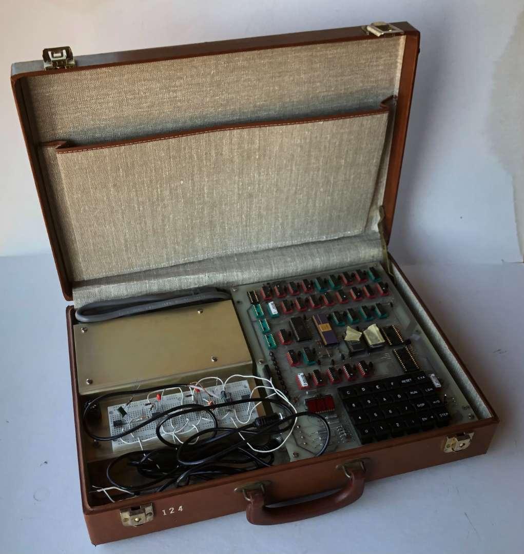 Lot # 155 - 3 Micro Computer Lawrence Livermore Laboratory MST-80