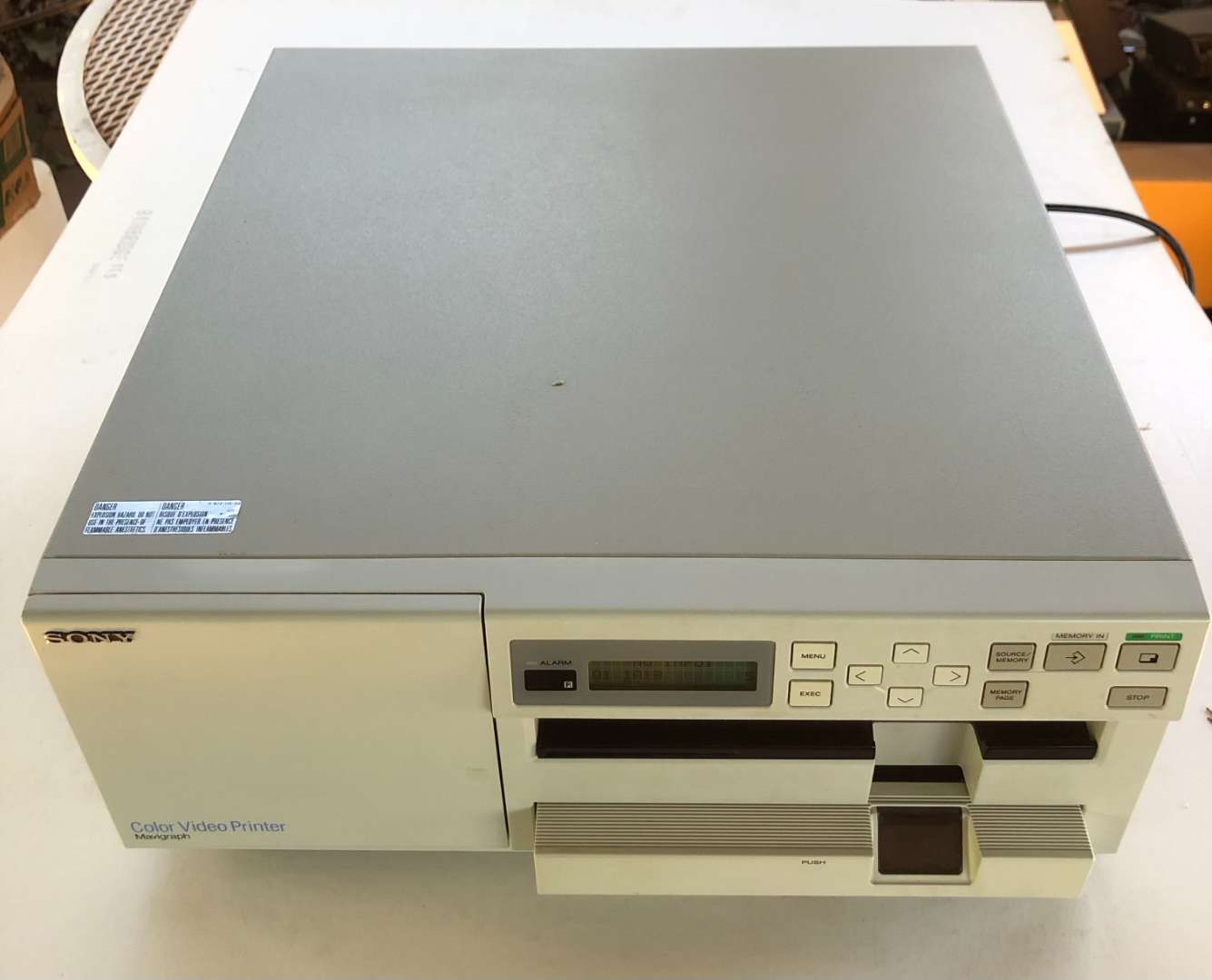 Lot # 160 - 2 Sony Video Printers UP5200