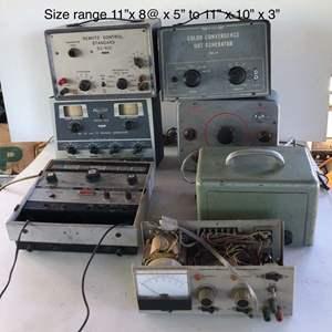 Lot # 165 - Lot of Various Equipment