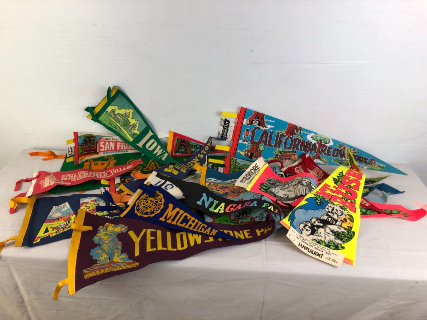Lot # 66 -  Pennant Banners