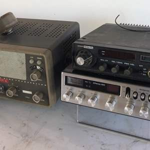 Lot # 169 - 3 Transceivers, EICO, Tempo and JC Penny