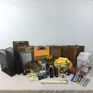 Lot # 200 - Large Lot of Various Office Supplies