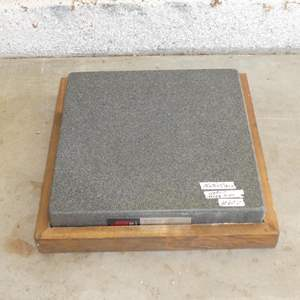 Lot # 602 - Swiss Precision Instruments Granite Surface Plate
