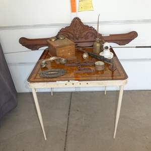 Lot # 605 - Antique Variety Lot - See Pictures