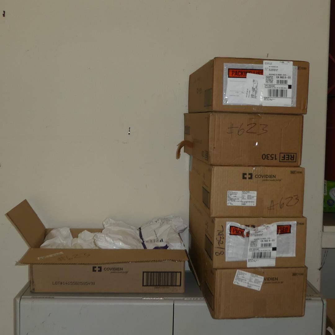 Lot # 623 - 630+ Medline Industries Inc. Garment Liner Pads (main image)
