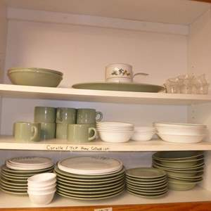 Lot # 3 - Kitchen Dishes - Corelle & JCP Home Collection