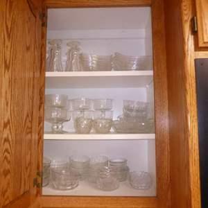 Lot # 8 - Glass Dessert Cups & Bowls