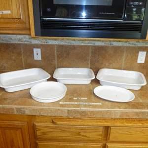 Lot # 16 - CorningWare Baking Dishes