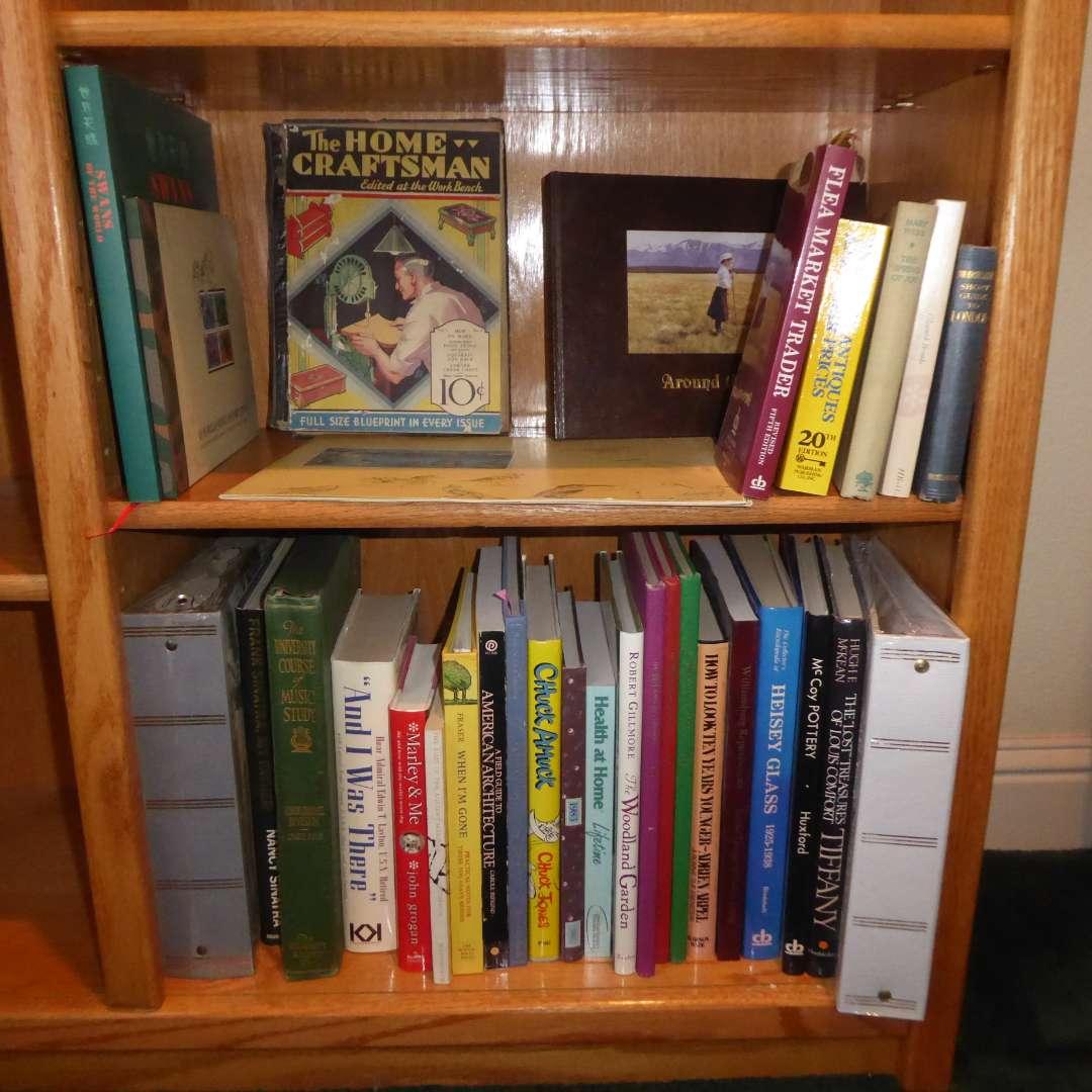 Lot # 295 - Miscellaneous Book Lot  (main image)